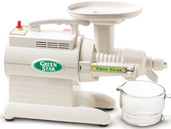 Extracteur de jus Greenstar