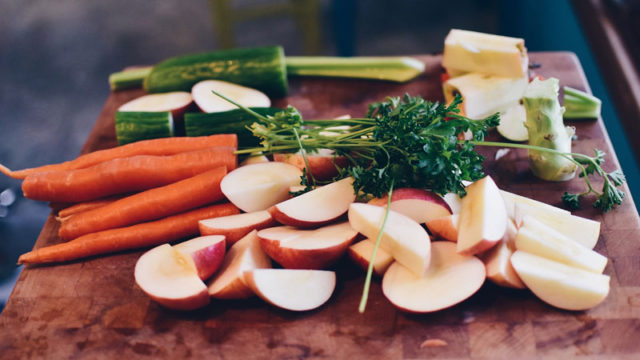 Jus de fruit et légumes