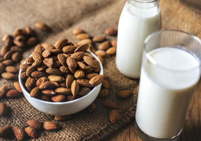 Milkshake végétal