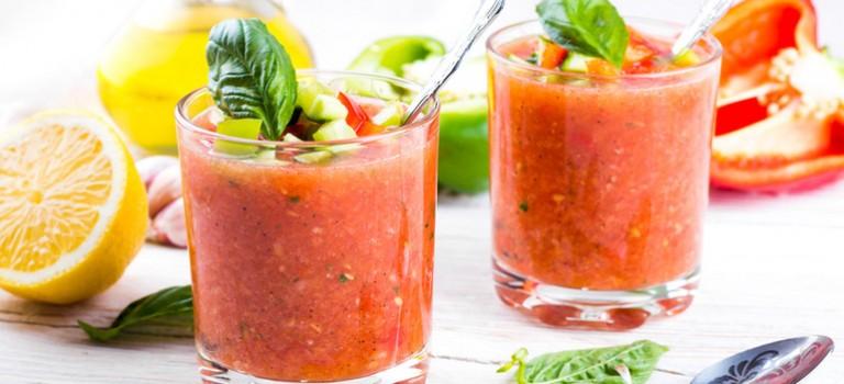 Les jus de fruits et légumes : des recettes pour une opération Bonne mine