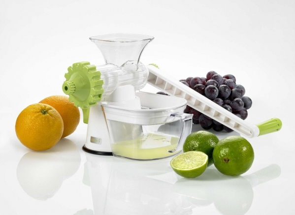 extracteur de jus de fruits extracteur de jus de fruits horizontal rouge zen pur terre cuisine. Black Bedroom Furniture Sets. Home Design Ideas