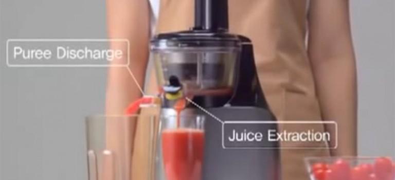 Le Hurom HG 600 est-il le meilleur extracteur de jus vertical ?