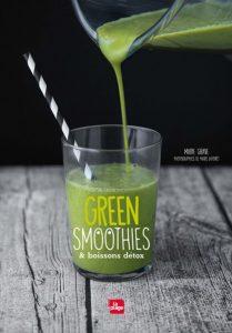 Green smoothies et boissons détox par Marie grave