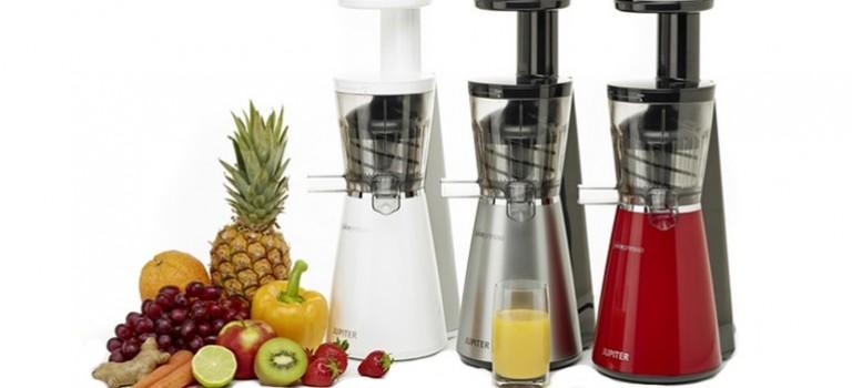Extracteur de jus Juicepresso 3-en-1 : le simplissime !