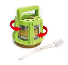 Un nettoyage encore plus facile avec la brosse pour filtre