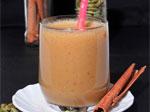 Recette de smoothie à la banane et aux abricots