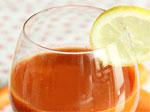 Recette de smoothie aux fraises et carottes