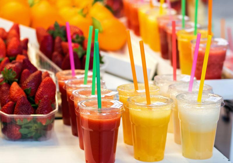 Jus de fruits et de légumes : tendance