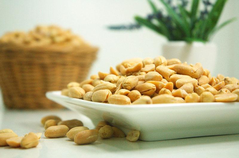 Cacahuète et vitamine B3