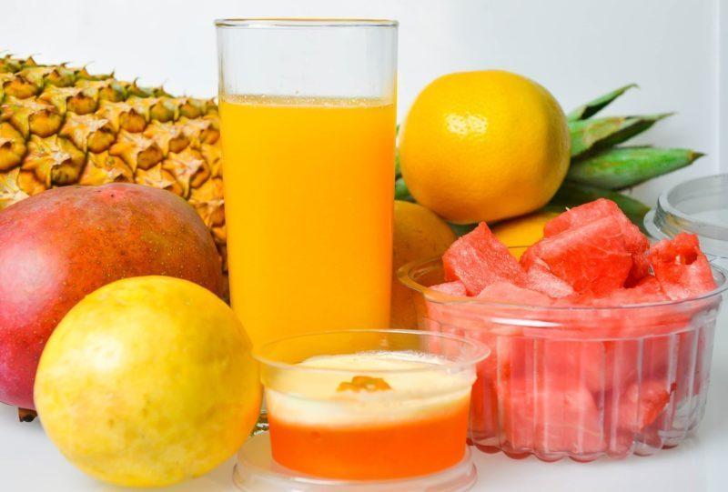 Pulpe de fruit faire un jus de fruit frais avec ou sans pulpe - Jus de fruit extracteur ...