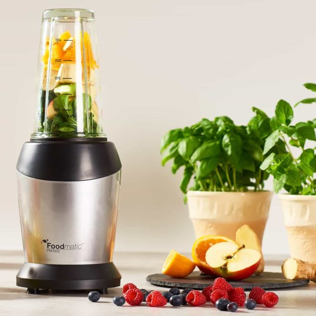 Blender Foodmatic pour faire des smoothies
