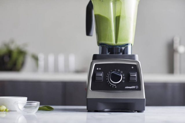 Comment faire un green smoothie avec le Vitamix