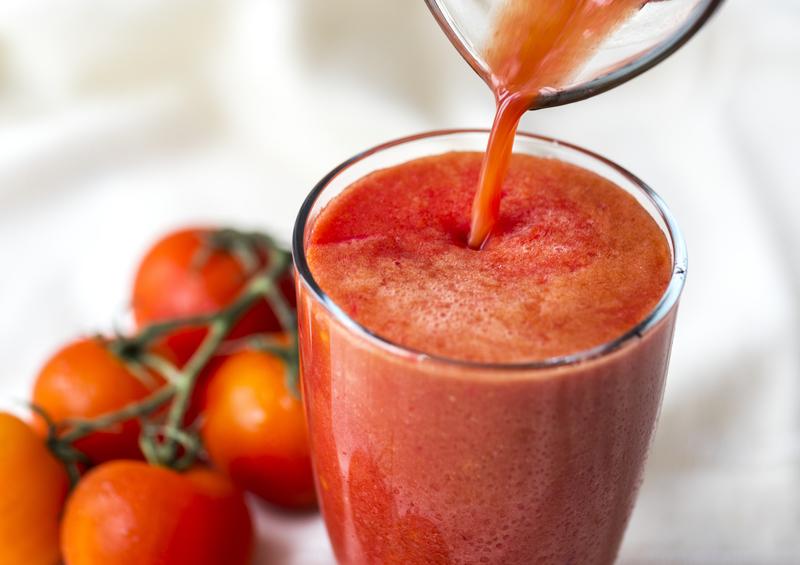 Faire une jus de légumes avec le Nutrijus 2