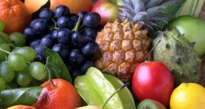 Enzyme dans fruit exotique