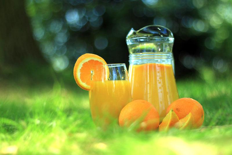 Faire un jus de fruit frais