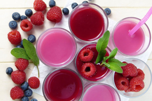 Faire un jus de fruit maison