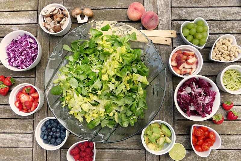 Nutriment et fruits