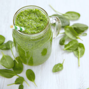 Recette smoothie vert