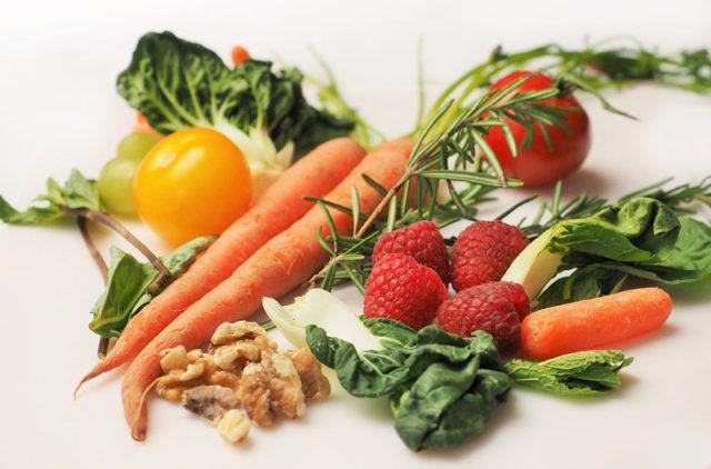Anti-oxydants et alimentation