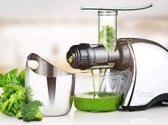 Sana 707 Omega : Extracteur de jus et d'herbe
