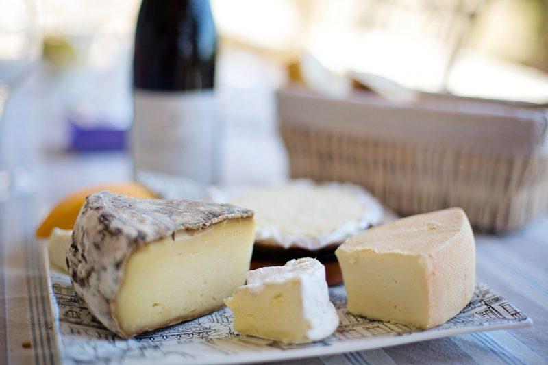 calcium dans le fromage