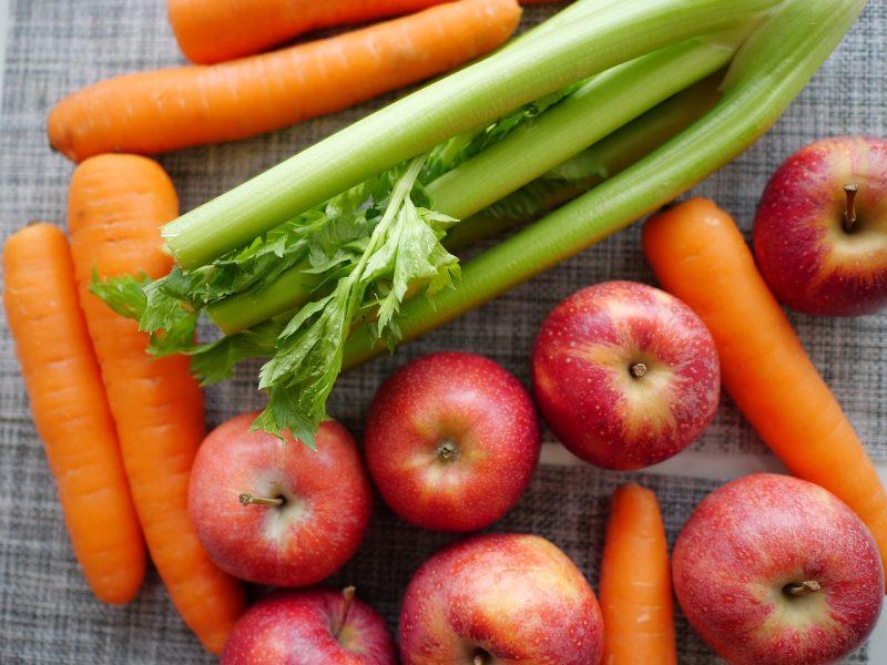 Faire un jus de légumes