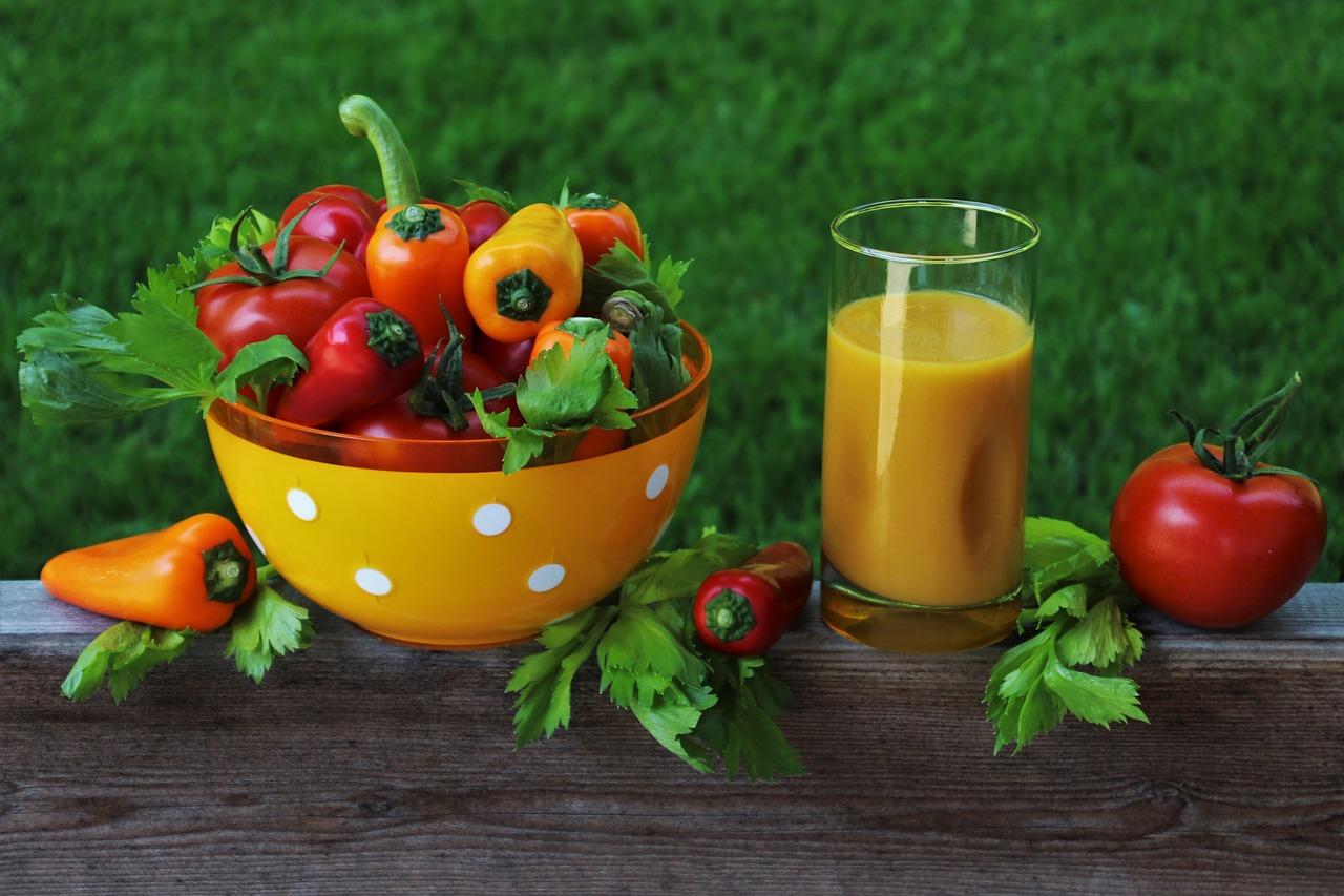 Faire un jus de légumes avec Kuvings