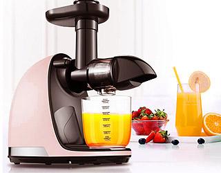 extracteur pour faire des jus de fruits et légumes