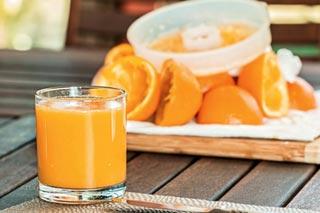 Pulpe d'orange